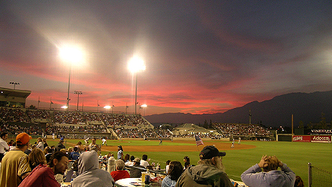 The Epicenter in Rancho Cucamonga will host Dodgers prospects in 2011.