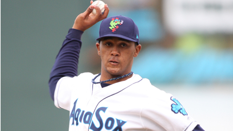 Jose Campos has given up six earned runs in his last six starts.