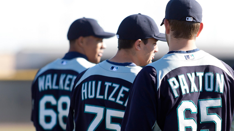 The Generals will boast three hurlers on MLB.com's Top 100 Prospect list.