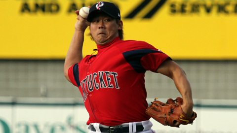Daisuke Matsuzaka has a 2.70 ERA over three Minor League rehab starts.