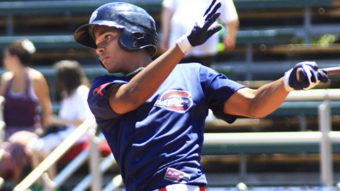 Xander Bogaerts was signed as a non-drafted free agent in 2009.
