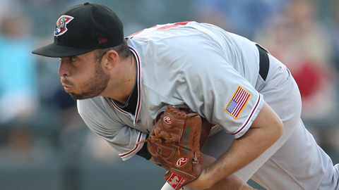Bruce Billings has a 3.50 ERA in three starts against the Sky Sox.