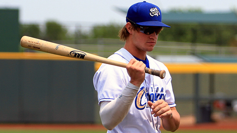 Omaha outfielder -- and Royals prospect -- Wil Myers hit 37 homers this season.